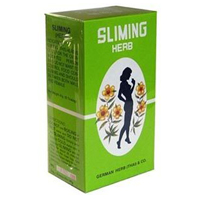 German Herb Slimming Tea