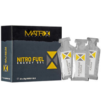 Matrix Nitro Fuel Energy Gels