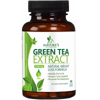 Nature's Nutrition Green Tea Extract